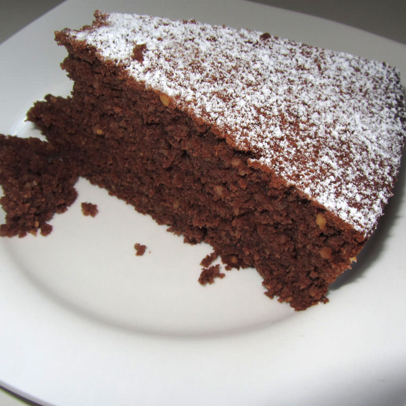 Gluten Vegan Cake